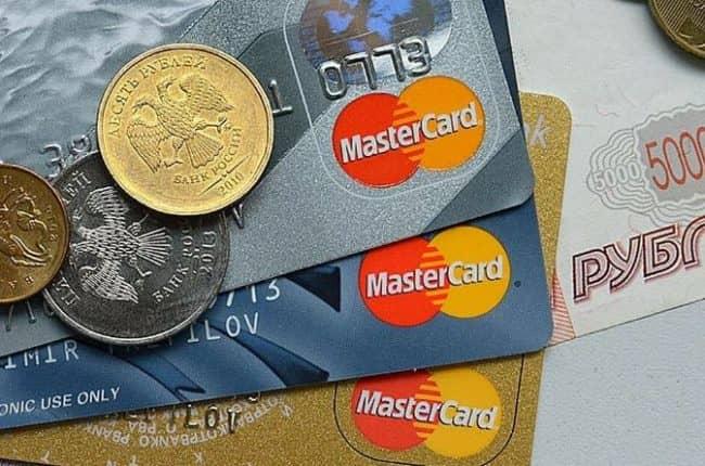 Снятие наличных с кредитки ВТБ